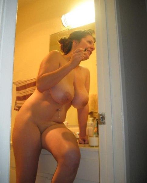 Зрелые дамы показали свои сексуальные тела