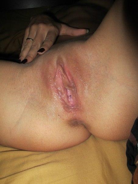 Красавица показала себя перед сексом с ухажером
