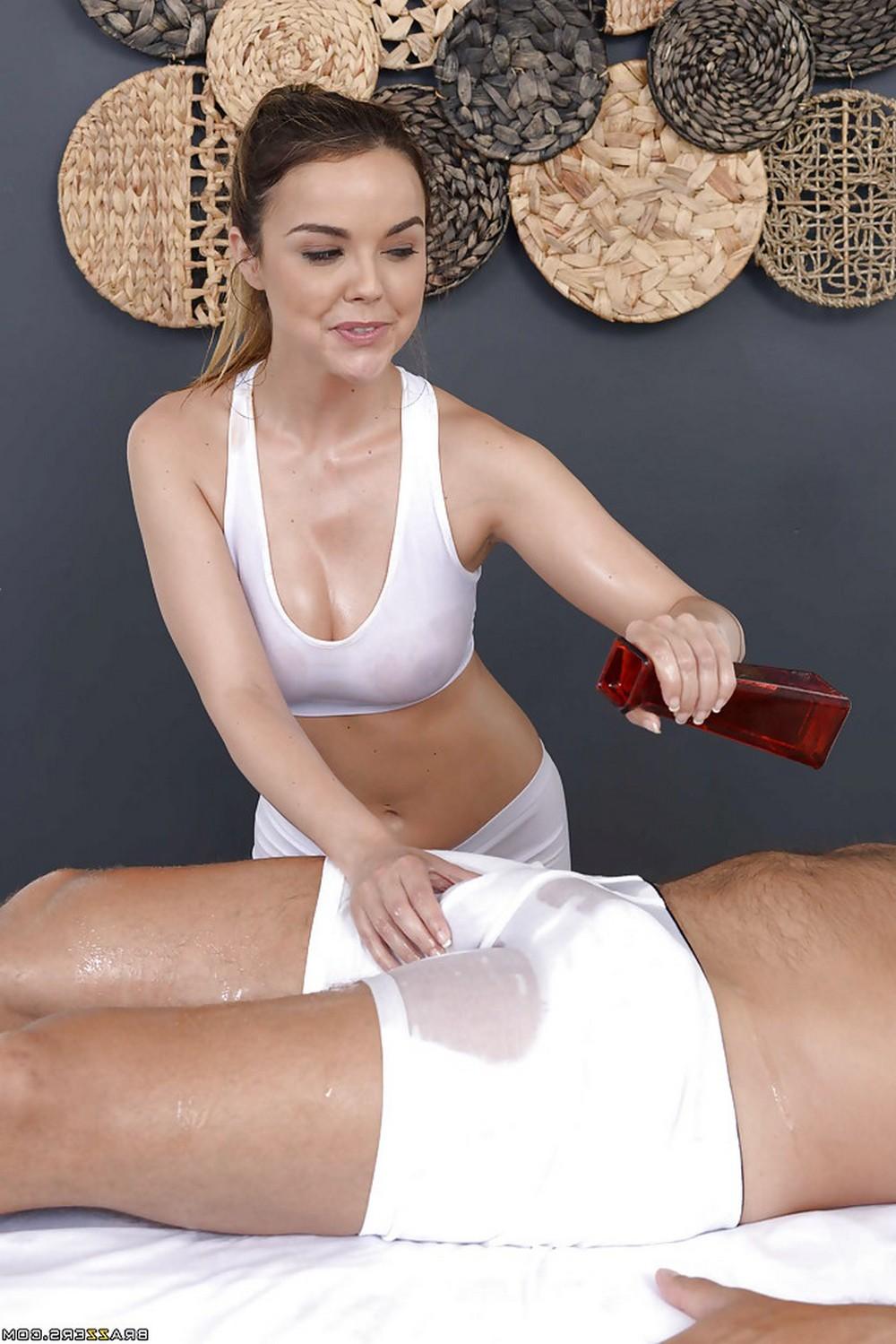Внутривагинальный массаж Dillion Harper