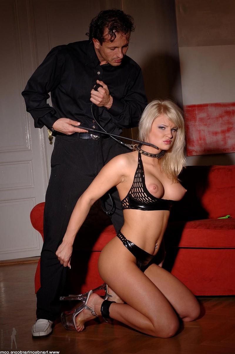 Секс с покорной рабыней